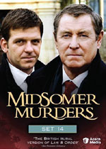 Midsomer Murders: Set 14 (DVD Cover)