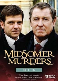 Midsomer Murders Set Fourteen