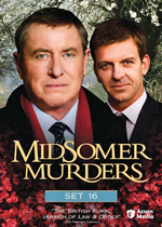 Midsomer Murders: Set Sixteen, a Mystery TV Series