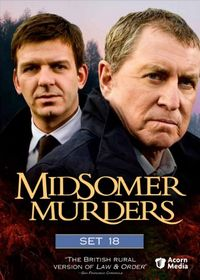 Midsomer Murders Set Eighteen