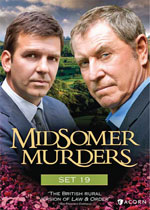 Midsomer Murders: Set Nineteen, a Telemystery Crime Series