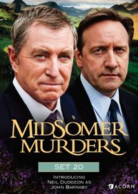 Midsomer Murders Set Twenty