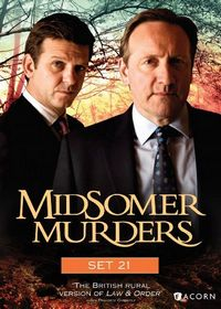 Midsomer Murders Set Twenty-One
