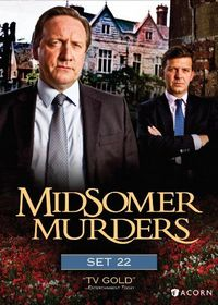 Midsomer Murders Set Twenty-Two