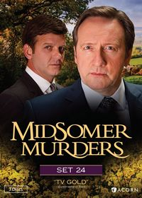 Midsomer Murders Set Twenty-Four