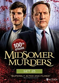 Midsomer Murders Set Twenty-Five