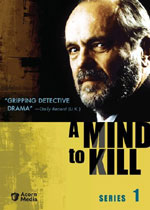 A Mind to Kill Series 1 (DVD Cover)