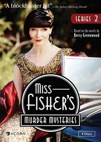 Miss Fisher's Murder Mysteries Series Two