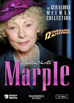 Miss Marple: The Geraldine McEwan Collection, a Mystery TV Series
