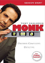 Monk: Season Eight, a Mystery TV Series