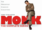 Monk: The Complete Series (Limited Edition Box Set)