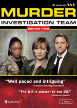 Murder Investigation Team: Season Two, a Telemystery Crime Series