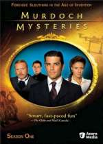 The Murdoch Mysteries (A Mystery on TV Series)