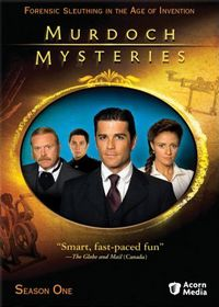 Murdoch Mysteries Season One