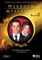 The Murdoch Mysteries: Season Two, a Mystery TV Series