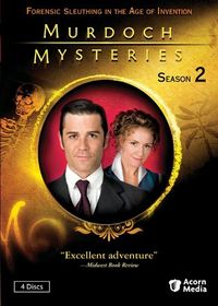 Murdoch Mysteries Season Two