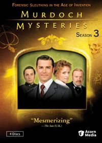 Murdoch Mysteries Season Three