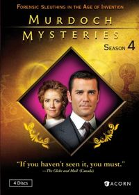 Murdoch Mysteries Season Four