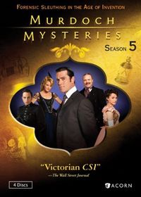 Murdoch Mysteries Season Five