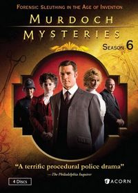 Murdoch Mysteries Season Six