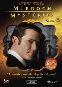 Murdoch Mysteries Season Eight