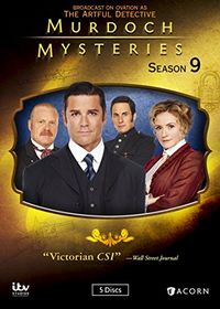 Murdoch Mysteries Season Nine