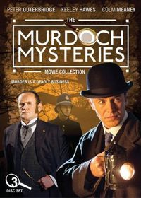Murdoch Mysteries The Movie Collection