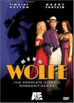 Nero Wolfe (2000): The Complete Series