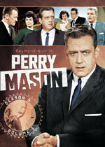 Perry Mason: Season Five (V1), a Mystery TV Series
