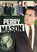 Perry Mason: Season Six (V1), a Mystery TV Series