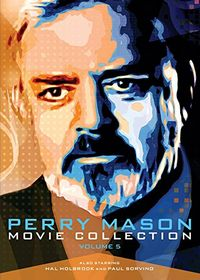 Perry Mason The Movie Collection 5