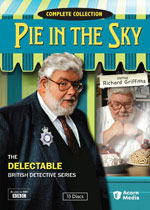 Pie in the Sky: The Complete Collection, a Mystery TV Series