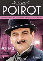 Poirot: Series Three