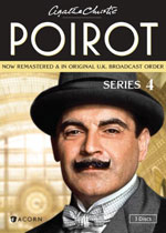 Poirot: Series Four, a Telemystery Crime Series