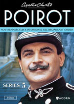 Poirot: Series Five