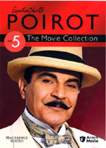 Poirot: The Movie Collection 5, a Mystery TV Series