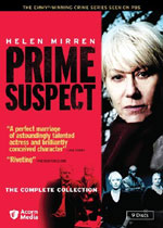 Prime Suspect: The Complete Collection, a Mystery TV Series