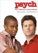 Psych: Season Three, a Mystery TV Series