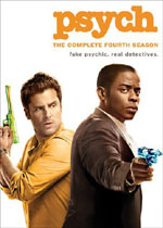 Psych: Season Four, a Mystery TV Series