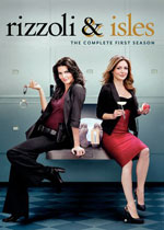 Rizzoli & Isles: Season One, a Mystery TV Series