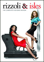 Rizzoli & Isles: Season Two, a Telemystery Crime Series
