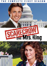 Scarecrow and Mrs. King: Season One, a Mystery TV Series