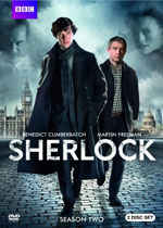 Sherlock: Series Two, a Telemystery Crime Series