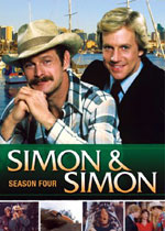 Simon and Simon: Season Four, a Mystery TV Series