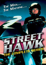 Street Hawk: The Complete Series, a Mystery TV Series