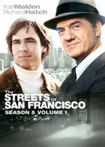 The Streets of San Francisco: Season Five (V1)