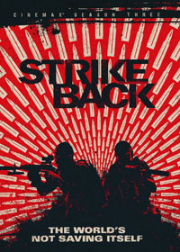 Strike Back Season Three