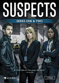 Suspects Series One and Two