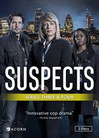 Suspects Series Three and Four