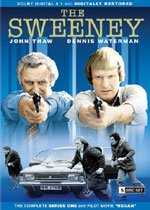 The Sweeney: Series One, a Mystery TV Series